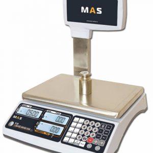 Весы торговые со стойкой Master MR1-6P