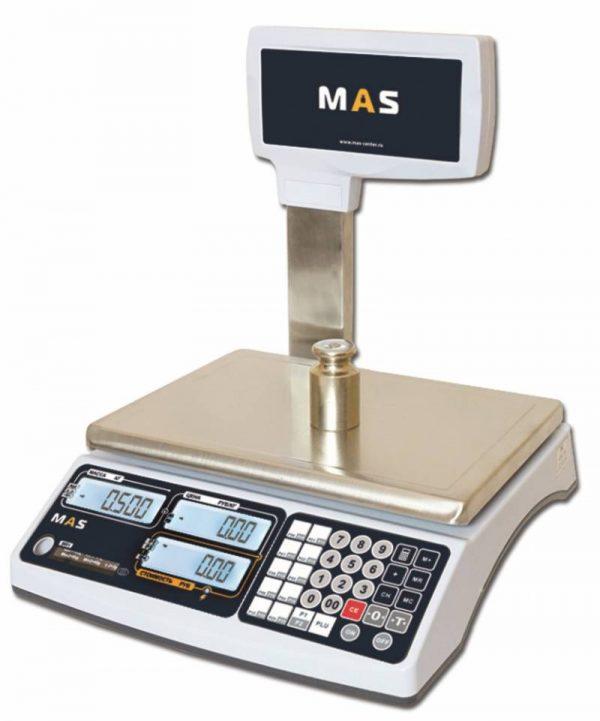 Весы торговые со стойкой Master MR1-30P